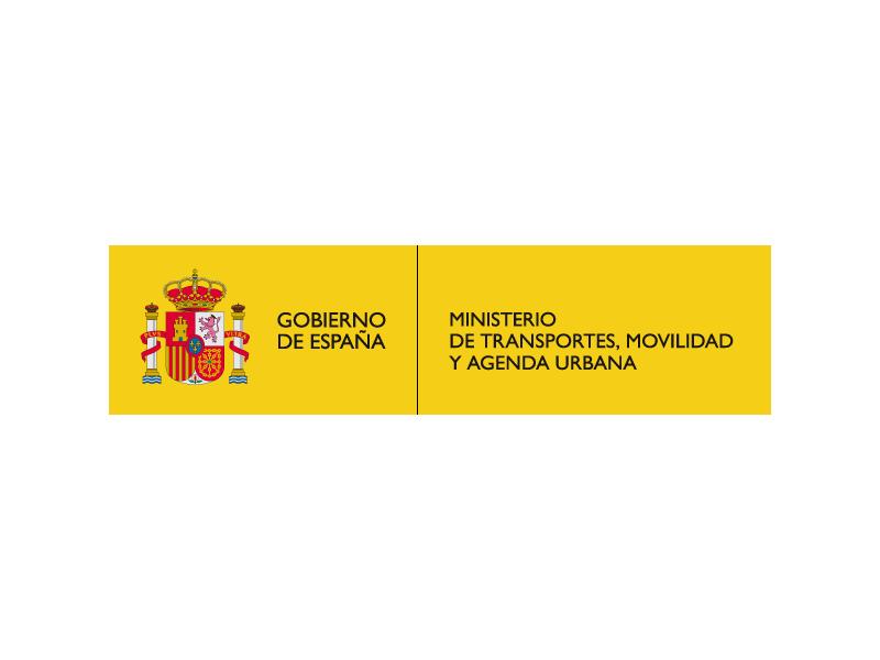 Ministerio de transportes, movilidad y agenda urbana - Logo