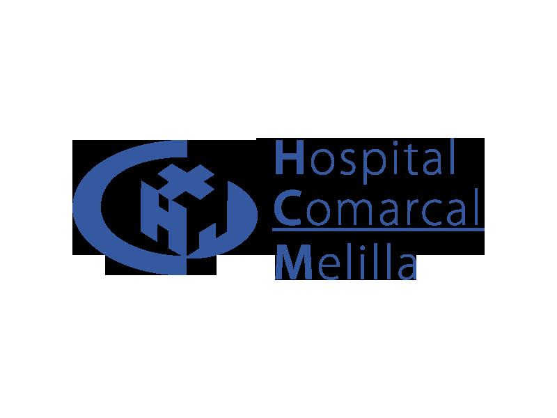 Hospital Comarcal de Melilla - Logo