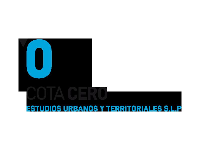 Cota Cero Estudios Urbanos y territoriales - Logo