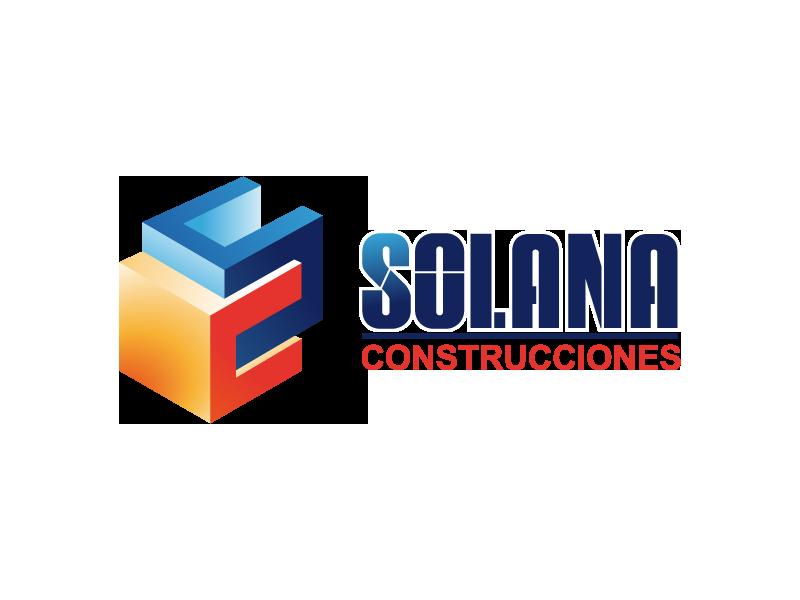 Solana Construcciones - Logo